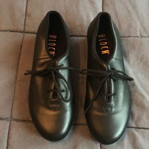 Bloch full sole oxford Tap dance shoes